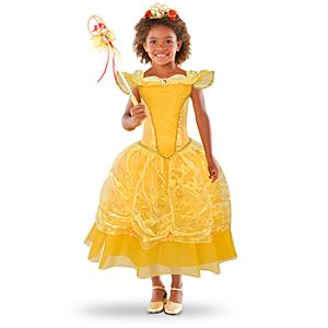 Disney Parks Authentic Belle Costume