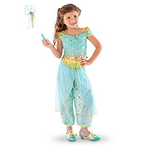 Disney Parks Authentic Princess Jasmine Costume