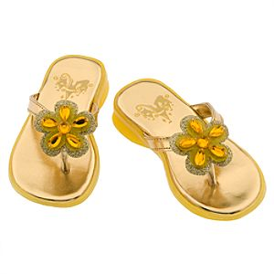 Disney Parks Authentic Belle Sandals