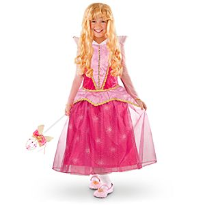 Disney Parks Authentic Sleeping Beauty Costume