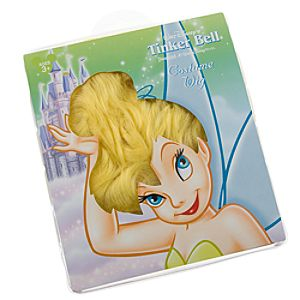 Tinker Bell Costume Wig for Girls