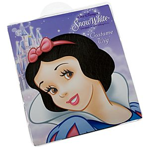 Snow White Costume Wig for Girls