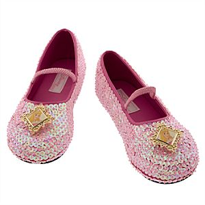 Disney Parks Authentic Sleeping Beauty Shoes
