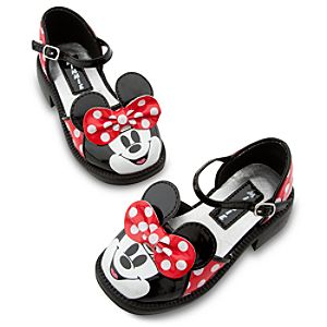 Minnie Mouse Costume Mary Jane Shoes