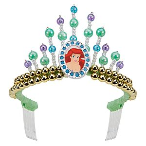 Disney Parks Authentic Ariel Crown