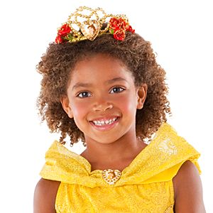 Disney Parks Authentic Belle Crown