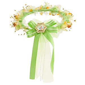 Disney Parks Authentic Tinker Bell Tiara
