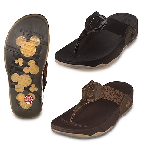 Mickey Mouse FitFlop™ Sandals