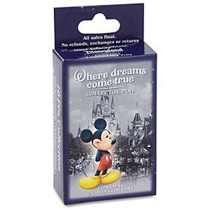 Where Dreams Come True Mystery Pin Set - 2-Pc.