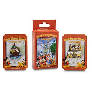 Walt Disney World Mystery Pin Set -- 2-Pc.