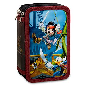 Deluxe Pirates of the Caribbean Mickey Mouse Pencil Kit