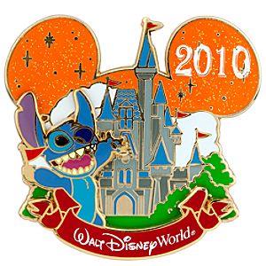 Cinderella Castle Collection Stitch Pin
