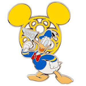Character Ears Collection Donald Duck Pin