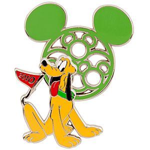 Character Ears Collection Pluto Pin