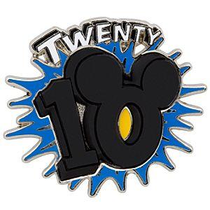 Twenty 10 Disney Pin