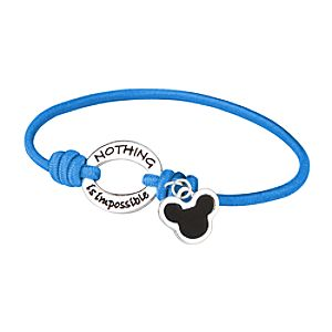 Nothing Is Impossible Mickey Mouse Bracelet