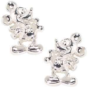 Classic Mickey Mouse Earrings