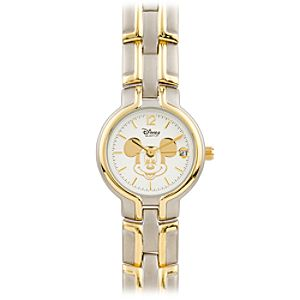Sundial Mickey Mouse Watch for Women