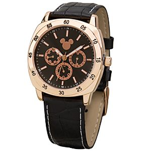 Mickey Mouse Watch with Date Dials for Men