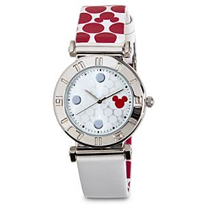Reversible Mickey Mouse Watch