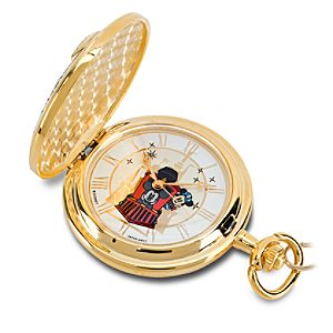 Disney Railroad Pocket Watch
