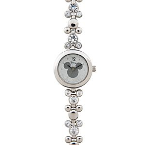 Crystal Mickey Mouse Watch