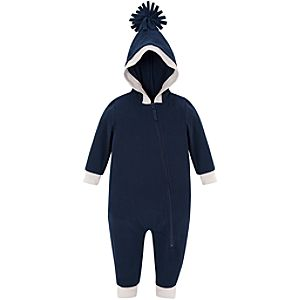 Customized Fleece Coverall for Infants