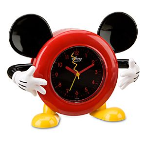 Swinging Arms Mickey Mouse Alarm Clock