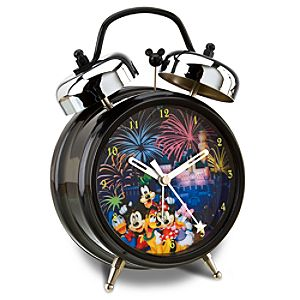 Light-Up Walt Disney World Alarm Clock