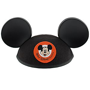 Personalized Walt Disney World Resort Mickey Mouse Ear Hat for Adults