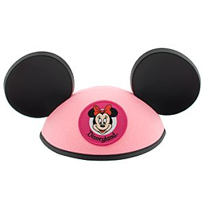 Personalized Disneyland Resort Minnie Mouse Ear Hat for Girls