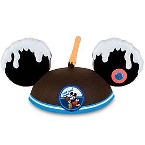 Ice Cream Mickey Mouse Ear Hat for Kids
