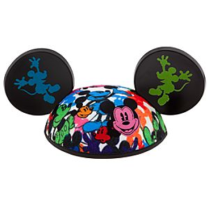 Oh Mickey Mouse Ear Hat for Adults