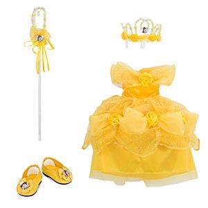 My Disney Girl Belle Doll Costume