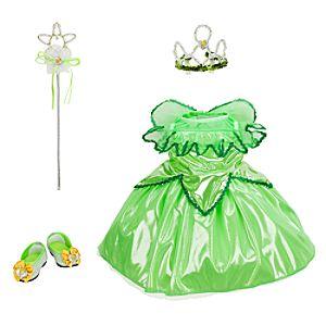 My Disney Girl Tinker Bell Doll Costume