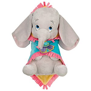 Disneys Babies Dumbo Plush Doll and Personalized Blanket