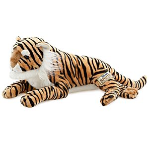 Disney Worldwide Conservation Fund Tiger Plush Toy -- 15