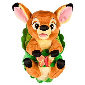 Personalized Disneys Babies Bambi Plush Toy and Blanket