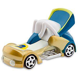 Disney Racers Donald Duck Die Cast Car