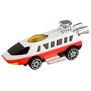 Disney Racers Disney Monorail Die Cast Car