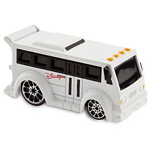 Disney Racers Disney Bus Die Cast Car