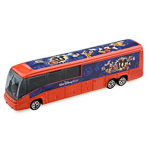 2010 Disney Theme Parks Toy Bus by Matchbox®