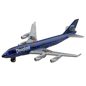 2010 Disney Theme Parks Toy Plane by Matchbox®