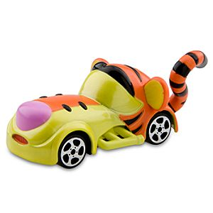 Disney Racers Tigger Die Cast Car
