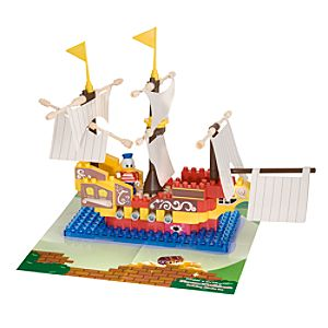 Pirates of the Caribbean Building Blocks Set