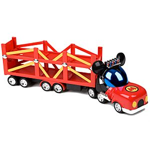 Disney Racers Mickey Mouse Transporter
