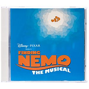 Finding Nemo The Musical CD