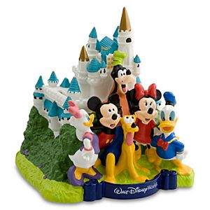 Walt Disney World Resort Mickey Mouse and Friends Bank