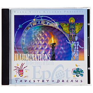 Epcot Illuminations CD