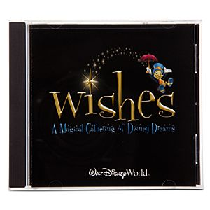 Walt Disney World Wishes CD